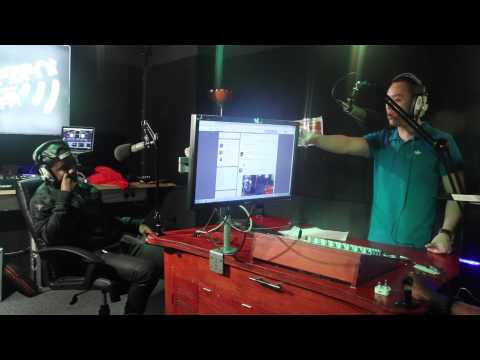 DJ Neptizzle @djneptizzle interviews Maleek Berry @MaleekBerry @africax5