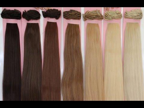 como tejer extencion de cabello