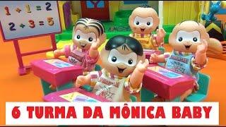 getlinkyoutube.com-6 TURMA DA MÔNICA BABY