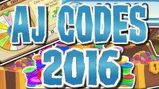 getlinkyoutube.com-ANIMAL JAM CODES 2016/2015 + DAILY SPIN TRICK!