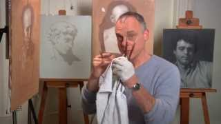 getlinkyoutube.com-Painting with the Grisaille Method with Jon deMartin (Preview)