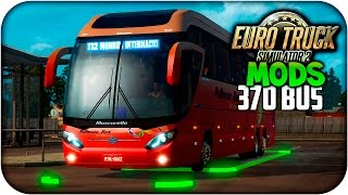 getlinkyoutube.com-Mascarello Roma 370 - MULTICHASIS + Terminales  | Euro truck simulator 2 | 1.18 - 1.19