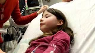 getlinkyoutube.com-Juliana getting knocked out for a biopsy