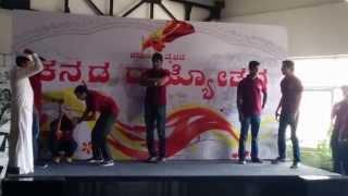 getlinkyoutube.com-Ciber Kannada Rajyotsava 2014 - Mad Ads by Tarle boys