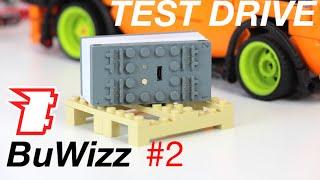 getlinkyoutube.com-ЛЕГО ЖОГОВО! BuWizz #2. Prototype review: drive tests. Обзор прототипа: ходовые тесты.