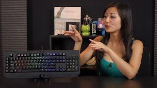getlinkyoutube.com-Razer BlackWidow Ultimate Chroma RGB Mechanical Gaming Keyboard: The Colors!
