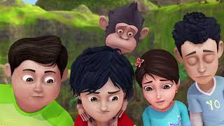 Shiva   Full Episode 26   Baby Chimpanzee