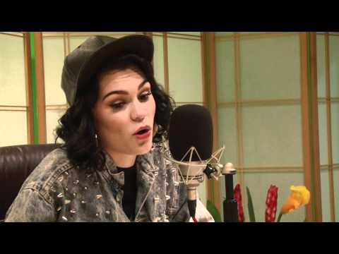 Jessie J chats to Romeo - Part 1 (June 12)