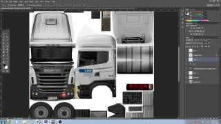Grand Truck Simulator - How to modify truck skins