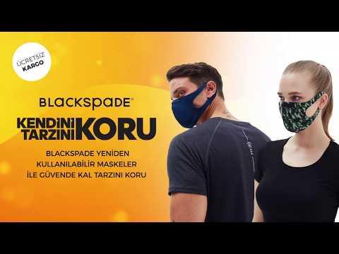Blackspade Maske