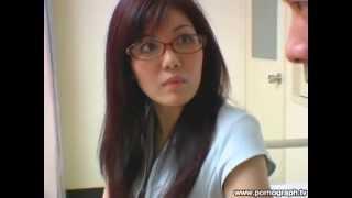 getlinkyoutube.com-►Cute Sexy Japanese Teacher - Tsukasa Minami 南つかさ JAV