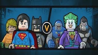 getlinkyoutube.com-LEGO® DC Super Heroes Android Gameplay #9
