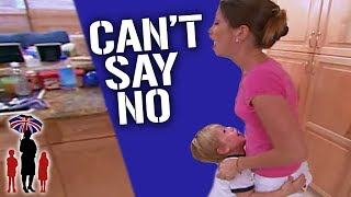 Mom Can't Say 'No' To Her Out Of Control Kids | Supernanny USA