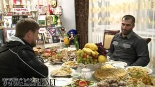 getlinkyoutube.com-Рамзан Кадыров поздравил Лечи Курбанова с днем рождения