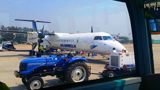 getlinkyoutube.com-A Plane Journey from Dhaka to Cox's Bazar | US-Bangla Airlines | Domestic Flight