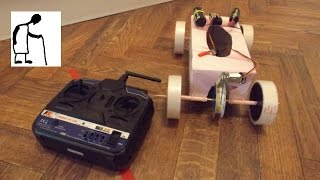 getlinkyoutube.com-RC Electric Tissue Box Car