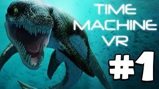 getlinkyoutube.com-Time Machine VR | PREHISTORIC OCEANS (Playthrough Part 1)
