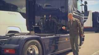 Scania Streamline - relacja z prezentacji prasowej