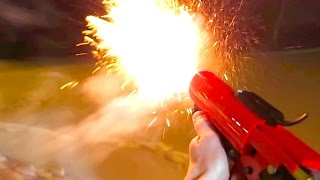 getlinkyoutube.com-LEGO Flare Gun - Team Fortress 2