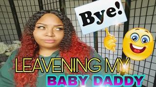 getlinkyoutube.com-I'M LEAVING MY BABY DADDY || TALK THAT TALK TUESDAY