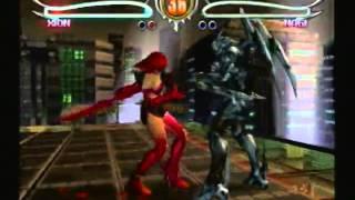 getlinkyoutube.com-Bloody Roar 4 Ps-2 [Playthrough] XION