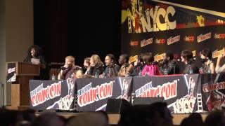 getlinkyoutube.com-AMC's NYCC Walking Dead Panel 2013