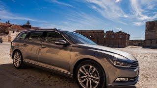 getlinkyoutube.com-VW Passat Variant 2015 - Prueba revistadelmotor.es