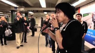 getlinkyoutube.com-Daichi Beatbox: Billie Jean cover