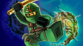 getlinkyoutube.com-ZAGRAJMY W LEGO NINJAGO RUSH