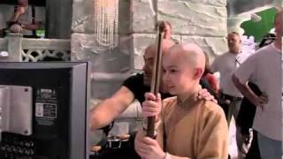 getlinkyoutube.com-Aang for a Day Behind the Scenes of  The Last Airbender ( Noah Ringer On Set )