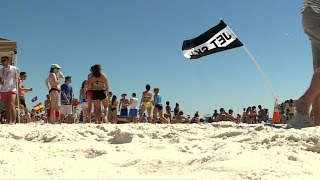 Video catches spring break rape on Florida beach; no one helps