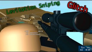 getlinkyoutube.com-Roblox Phantom Forces - Levitation Sniping Glitch