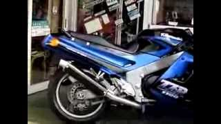 getlinkyoutube.com-KAWASAKI ZZ-R1100買っちゃいました。
