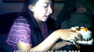 getlinkyoutube.com-LIP  VJ CHACHA ROMEO HBD VANYA 19  OKT  2012 PART 2