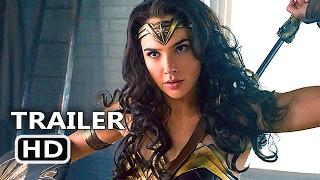 getlinkyoutube.com-WΟNDER WΟMAN Official International Trailer # 2 (2017) Superhero Movie HD