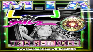 M.I.A. - Bad Girls (rmx) (ft. Missy Elliott & Rye Rye)