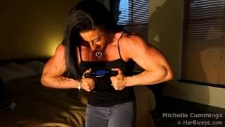 getlinkyoutube.com-Michelle Cummings Strength Test