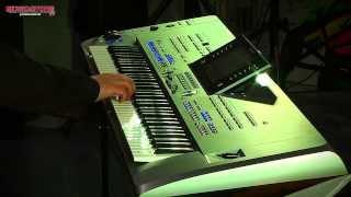 getlinkyoutube.com-Yamaha TYROS 5 Workshop Michel Voncken @ Music Store