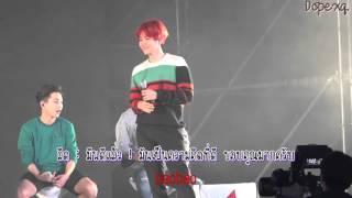 getlinkyoutube.com-151010 [Thaisub]EXO Love Concert - เกมส์แอคติ้ง Baekhyun Focus