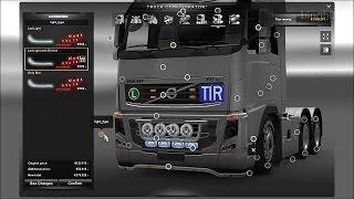 getlinkyoutube.com-Volvo Mega Mod ETS2 (Euro Truck Simulator 2)