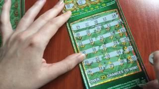 getlinkyoutube.com-$2,000,000 Bonus Michigan Lottery Scratch Offs - 6/5/16