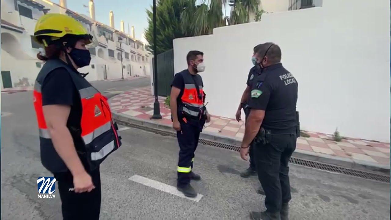 Reunión con Protección Civil