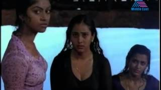 getlinkyoutube.com-Hot mallu actress nadiya moidu and geetha nude bath in a public pond their body parts are clearly vi