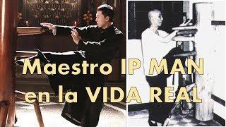 IP MAN el maestro de Bruce Lee (Wing Chun Kung Fu de Donnie Yen)