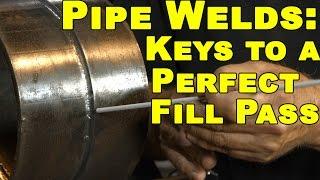 getlinkyoutube.com-Stick Welding Pipe: Keys to a Perfect Fill Pass   MIG Monday
