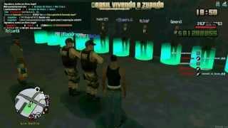 getlinkyoutube.com-MTA-SA - Recrutamento da Policia Rodoviaria Federal em Seguida uma Delicia de Zuera !