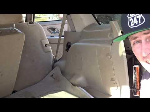 2007 Mercury Mariner/Mazda Tribute/Ford Escape - Rear Shock Replacement