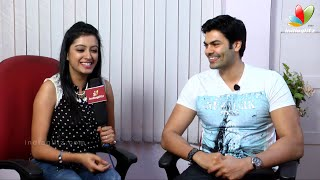 getlinkyoutube.com-Lovebirds Nisha and Ganesh Venkatraman share their Romance with Indiaglitz | Interview