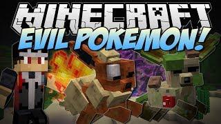 getlinkyoutube.com-Minecraft | EVIL POKEMON! (Mutant Flareon, Leafeon, Deerling & More!) | Mod Showcase