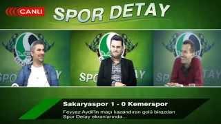 Spor Detay'da Kemerspor galibiyeti masaya yatırıldı